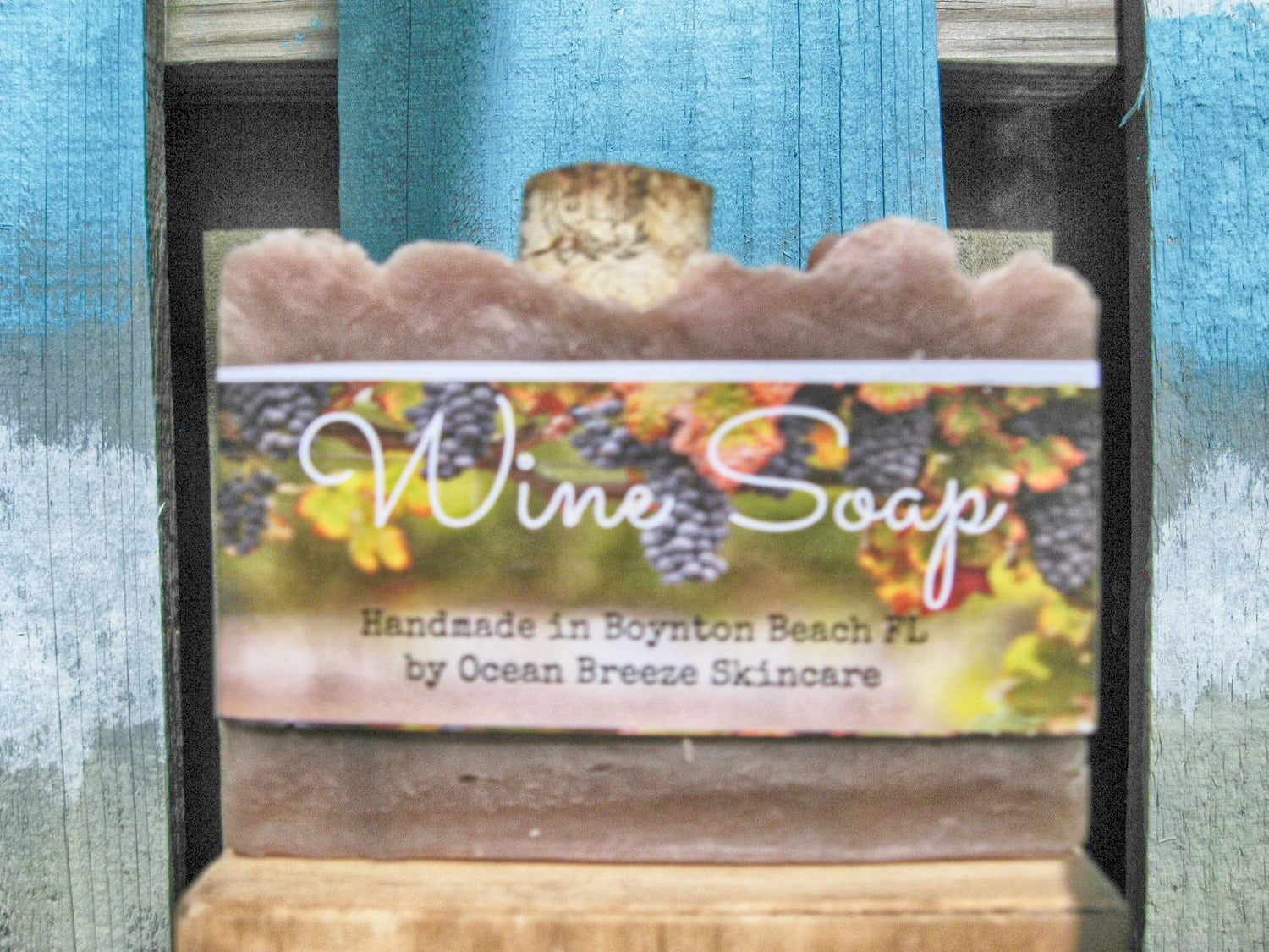 Image of Beer, Wine, and Rum Soap