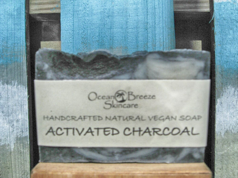 Image of Activated Charcoal Soap