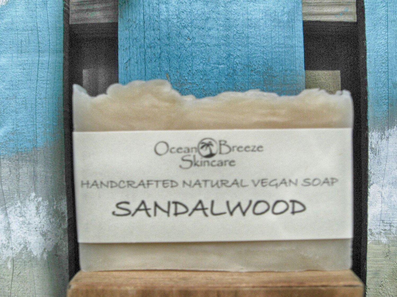 Image of Sandalwood Soap