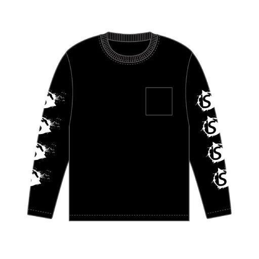 Image of LONG SLEEVE POCKET TEE
