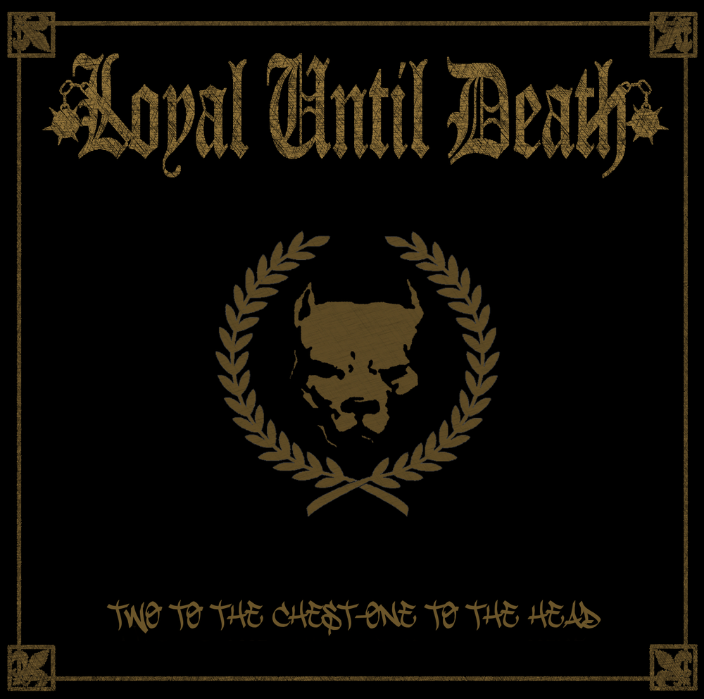 "Image of ""TWO TO THE CHEST-ONE TO THE HEAD"" EP Compact Disc"