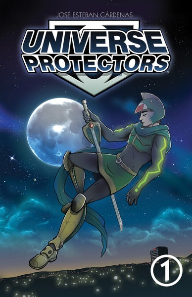 Image of Universe Protectors #1