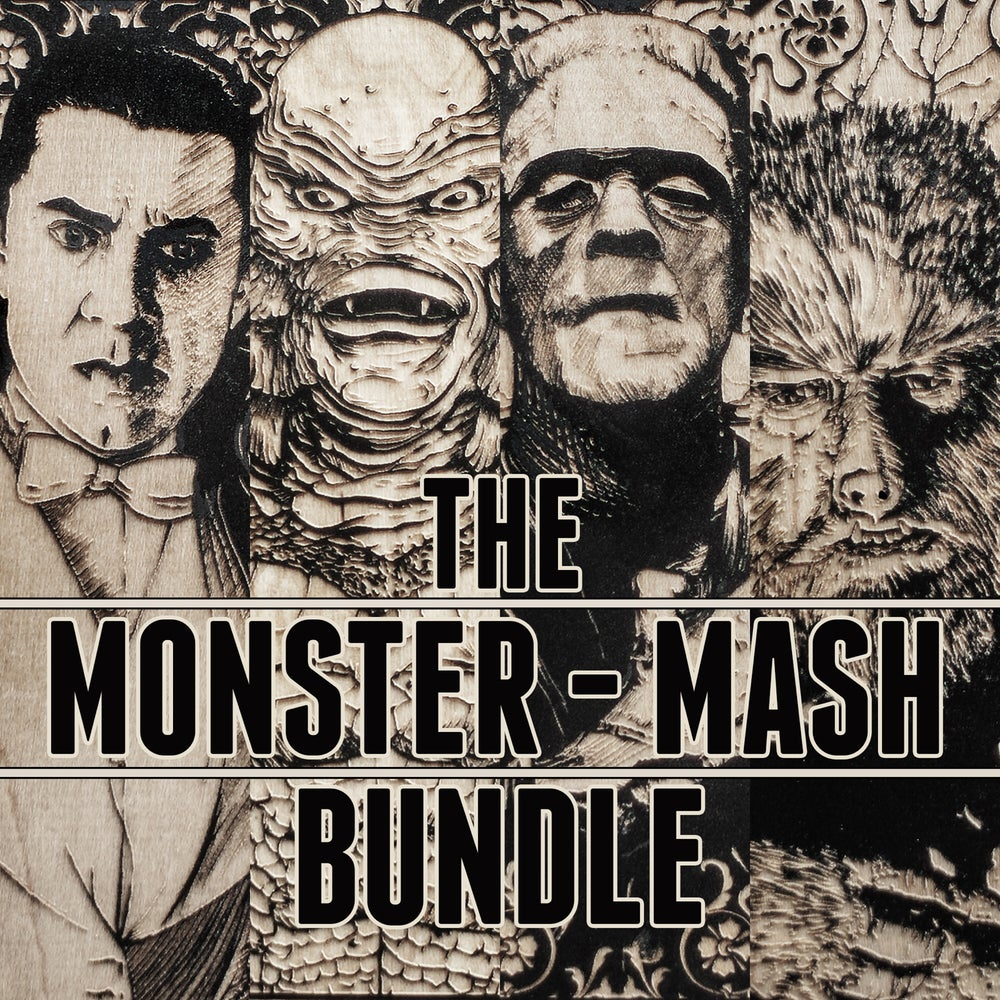 Image of The Monster-Mash Bundle
