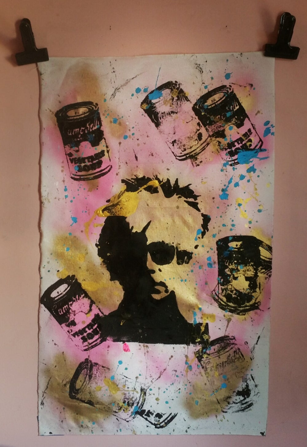 Image of ANDY WARHOL. CAMPBELLE SOUP.
