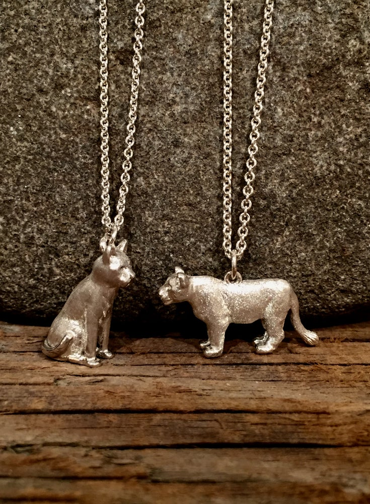 Image of Cat Pendants