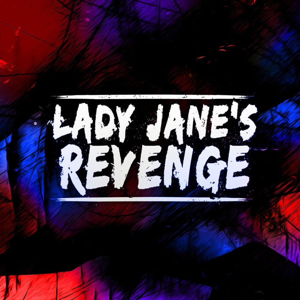 Image of [NEW 2017] Lady Jane's Revenge - Self-Titled EP