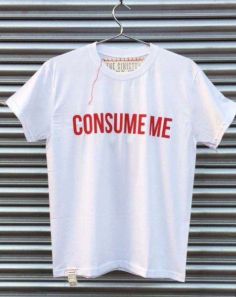 Image of CONSUME ME