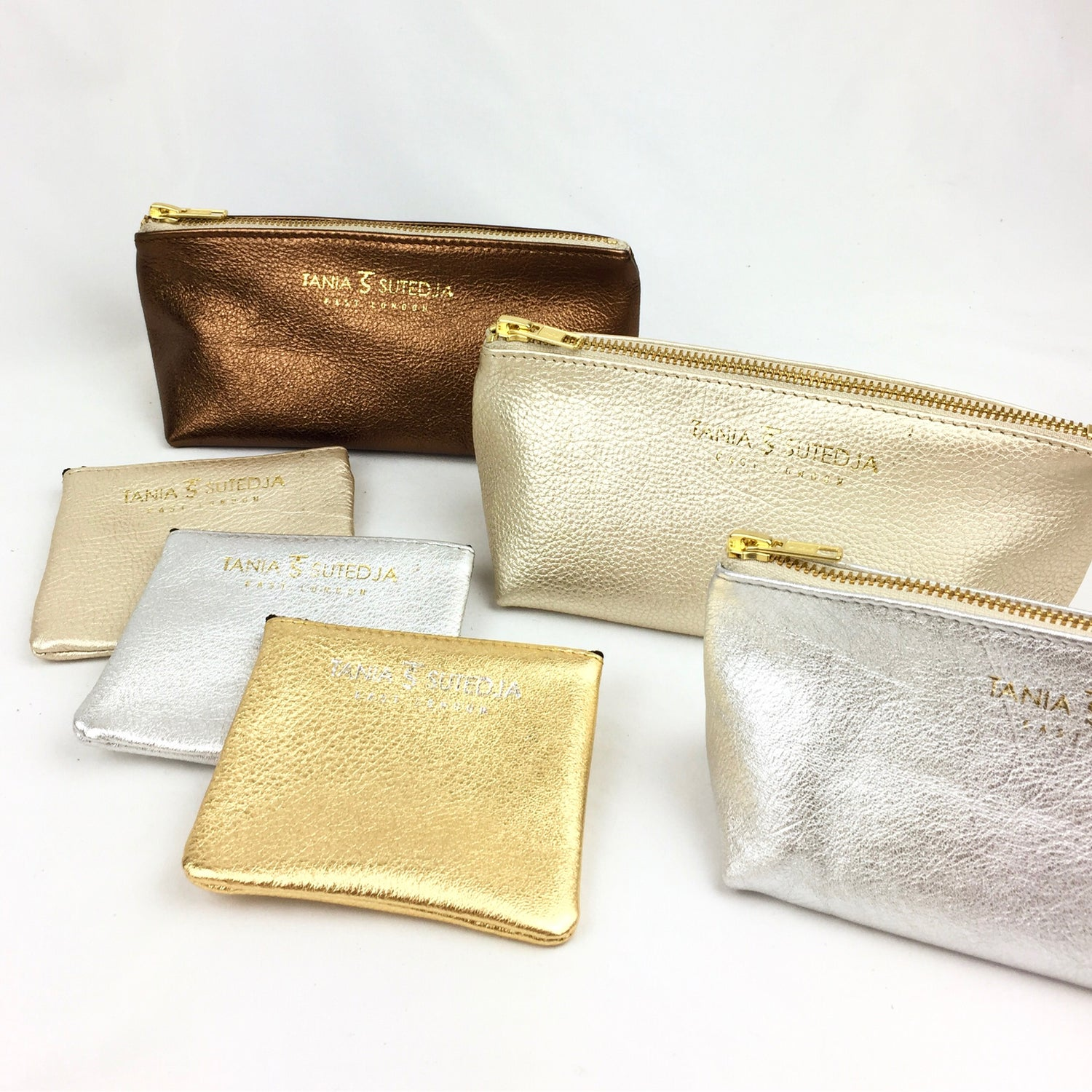 Image of Metallic - Darling Make-up Case