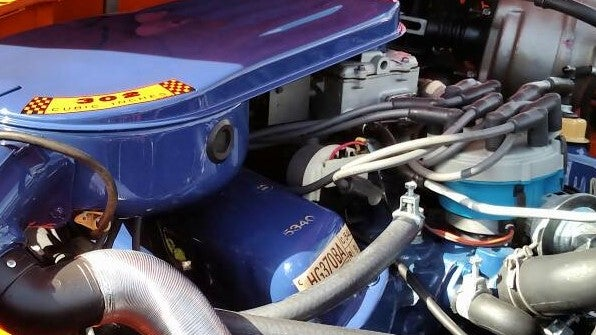 Image of Engine Production / Spec Decal