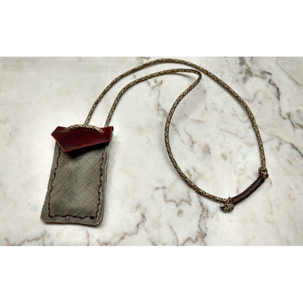Image of Leather Spirit Satchel