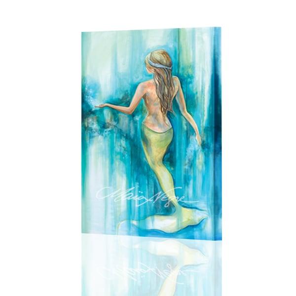 Image of Mermaid 9 Giclee Print