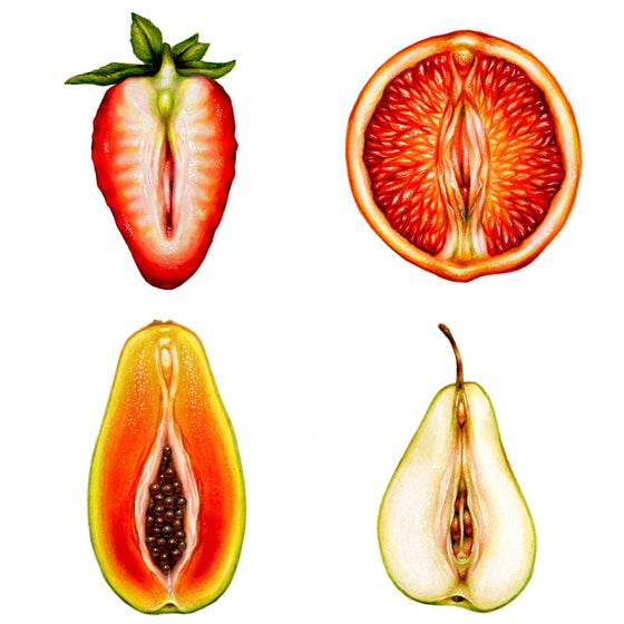 Image of Fruit Porn Sticker Packs