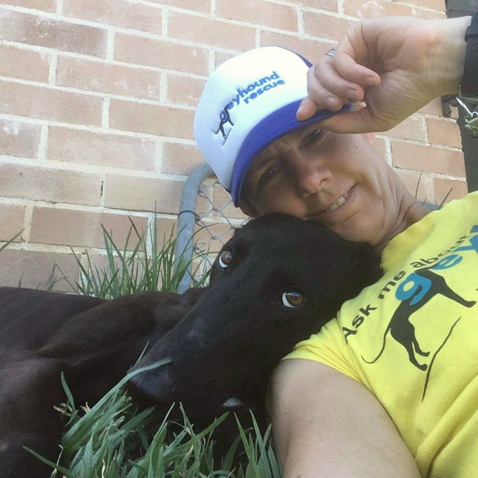 Image of Greyhound Rescue Cap
