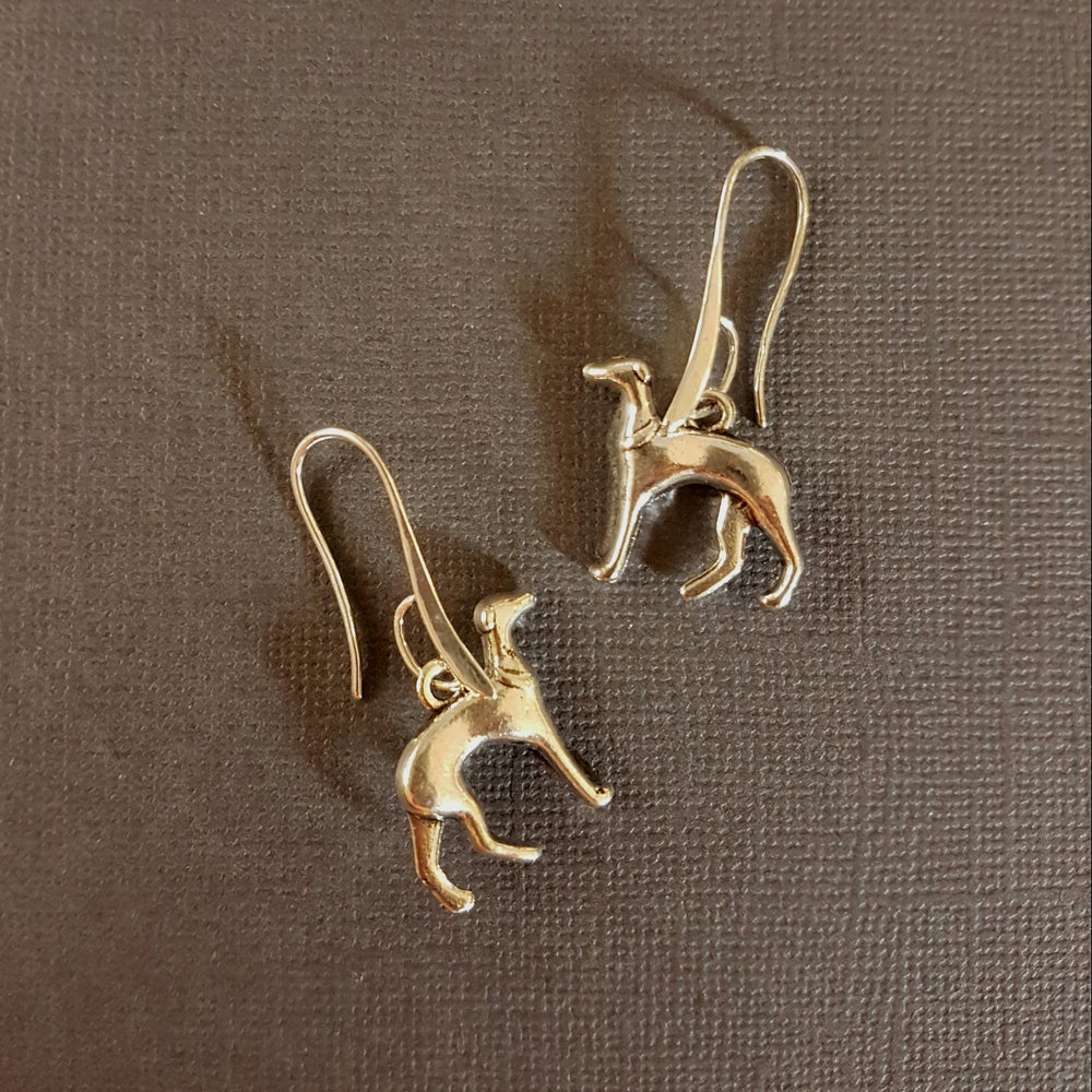 Image of Greyhound Earrings