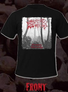 Image of Scattered Remnants - Procreating Mass Carnage T-Shirt