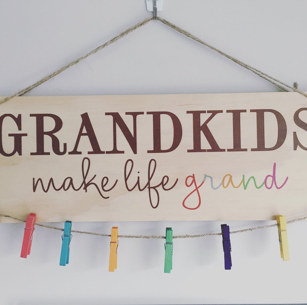 Image of Grandkids make life grand