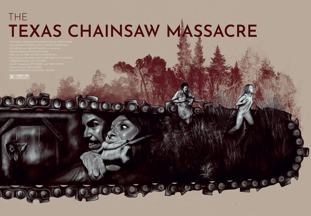 Image of The Texas Chainsaw Massacre by Jemma Klein