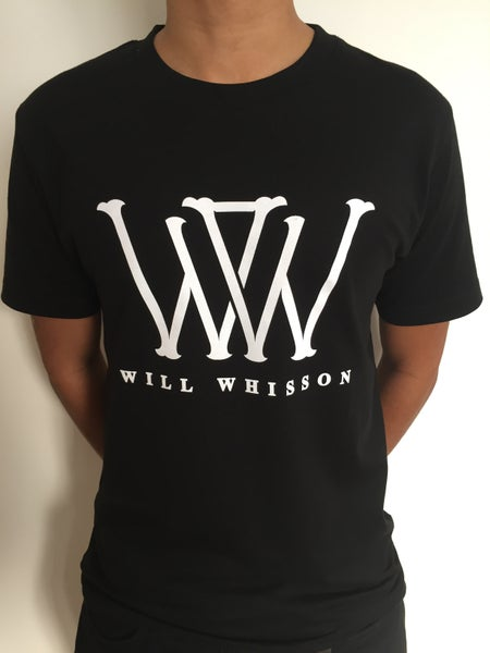 Image of Men's White Logo T-Shirt