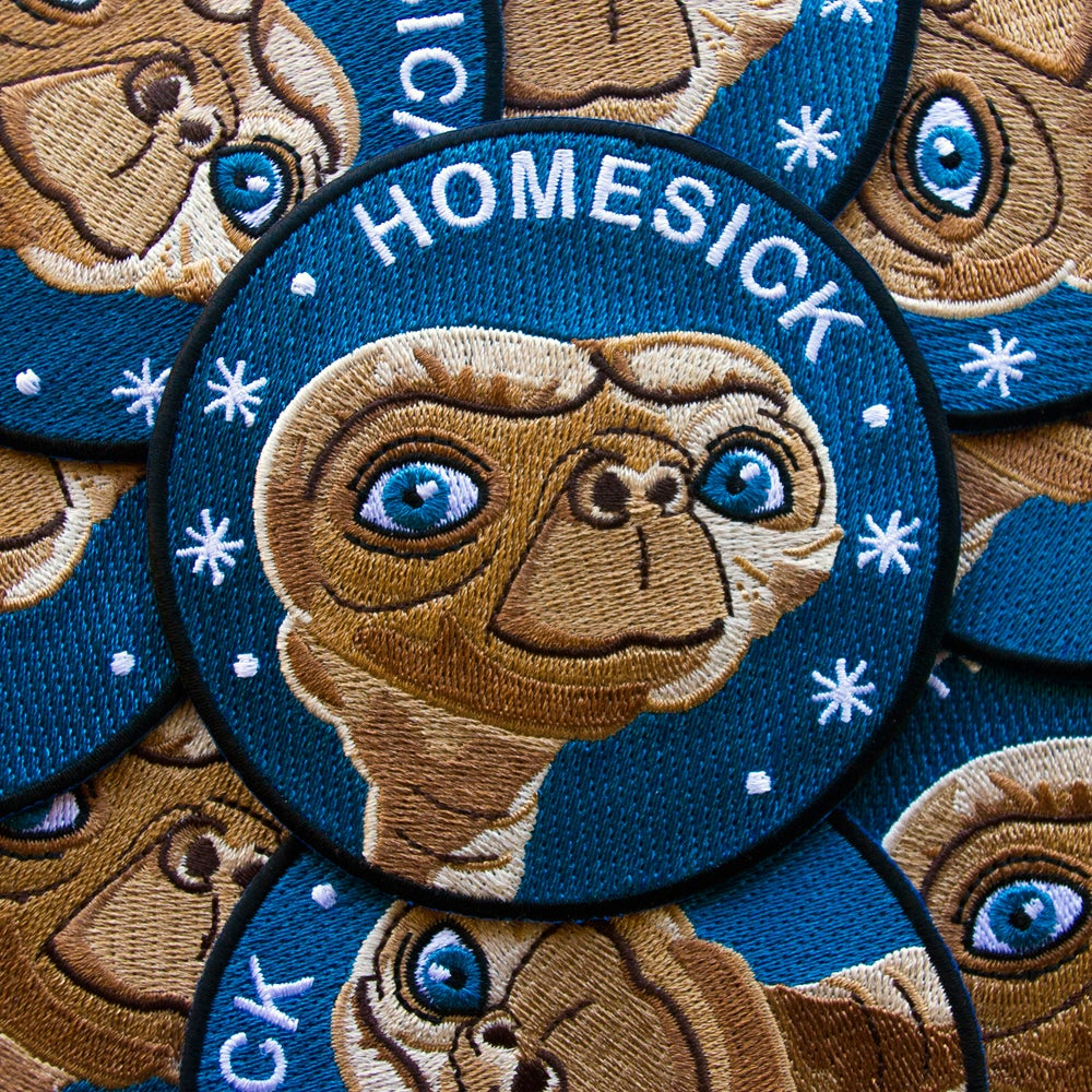 Image of Homesick Patch