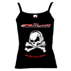 Image of Girl-fit tank top
