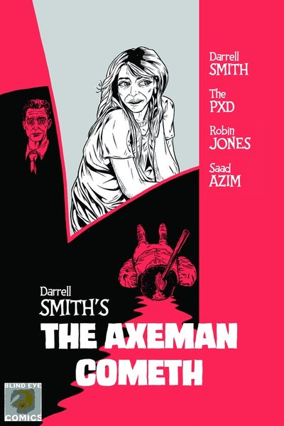 Image of The Axeman Cometh #1
