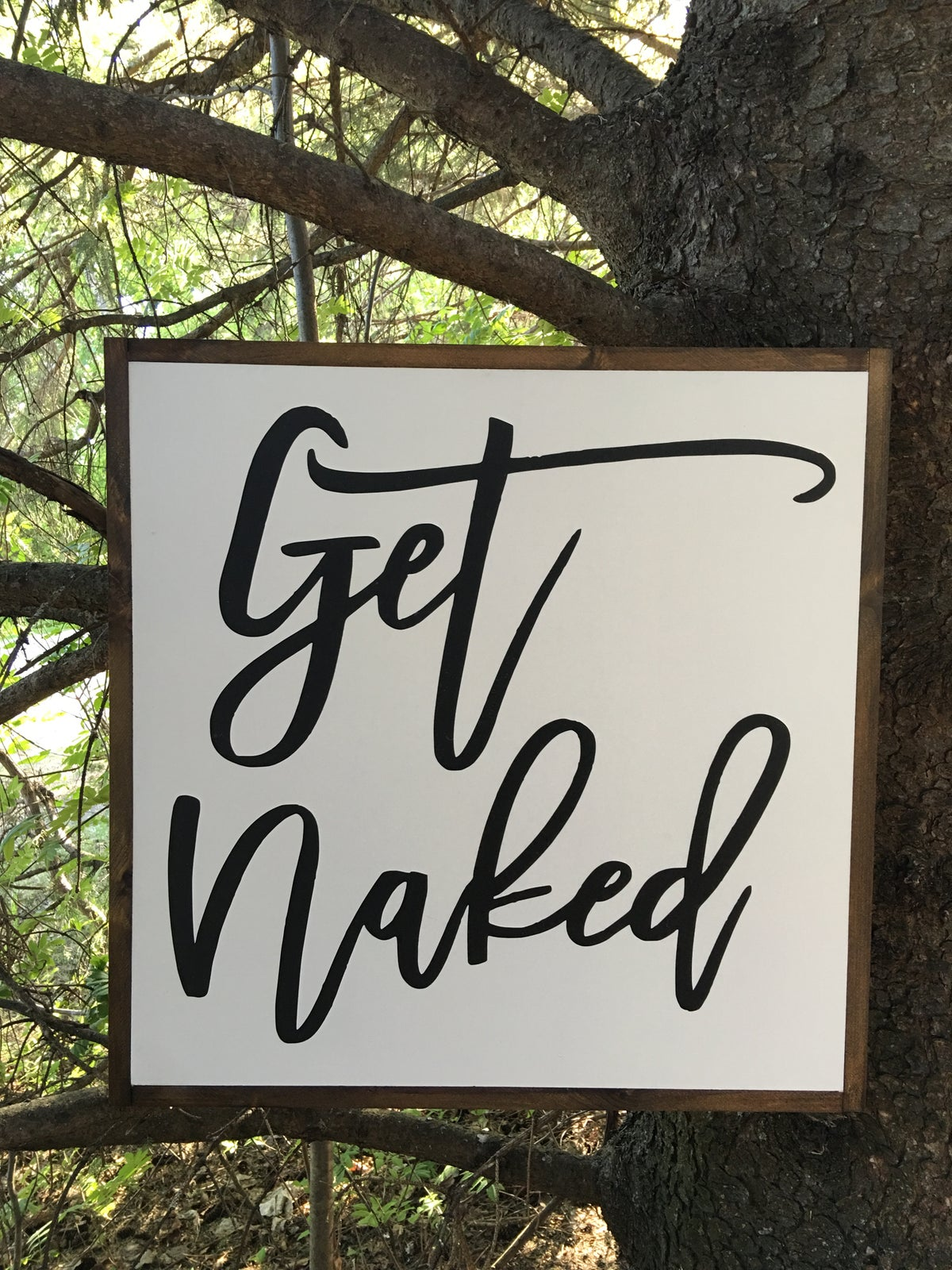Image of Get Naked