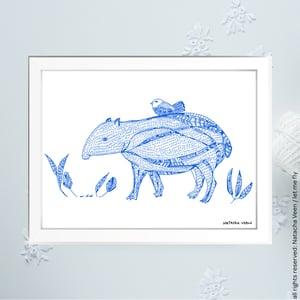 Image of *Tapir*_A4