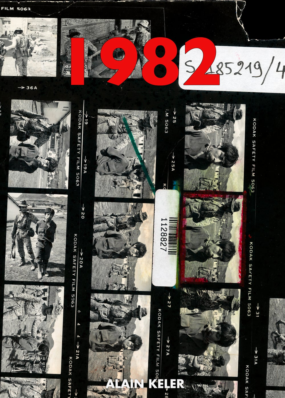 Image of 1982, JOURNAL D'UN PHOTOGRAPHE - Alain Keler