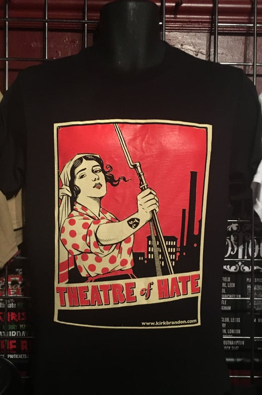 THEATRE of HATE 'Hausfrau' T-Shirt