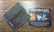 Image of THEATRE of HATE 'Black Irony' CD