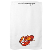 Image of Lobster Tea Towel