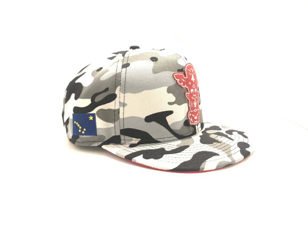 "Image of AK OUTERWEAR ""THE TOTEM"" SNAPBACK 