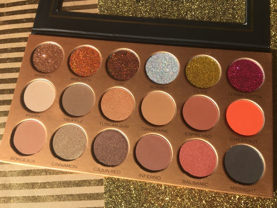 "Image of GlamourSB ""TEXTURES"" Eyeshadow palette"