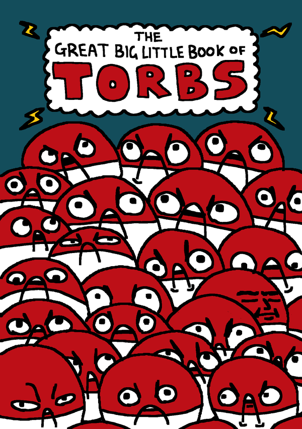 Image of The Great Big Little Book of Torbs