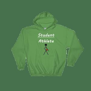 Image of Student Athlete Hoodies