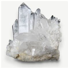 Image of Arkansas Clear Quartz Cluster