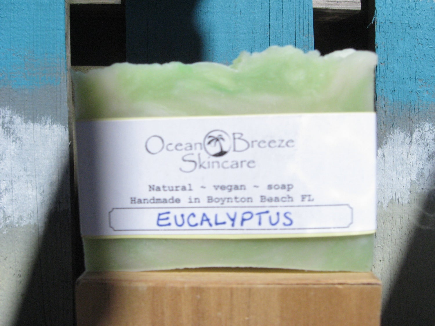 Image of Eucalyptus Mint Soap