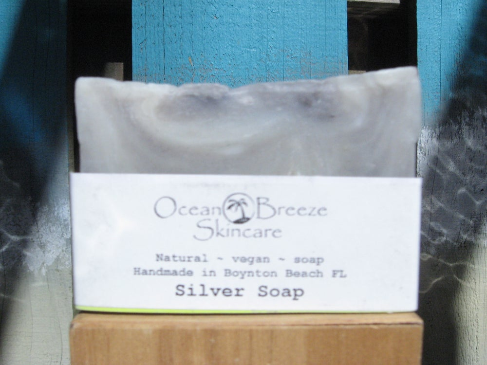 Image of Colloidal Silver Soap