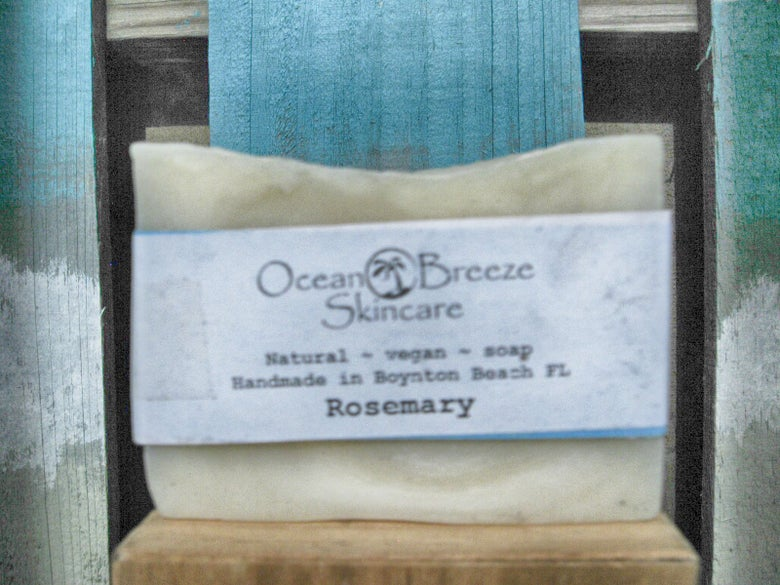 Image of Rosemary Soap
