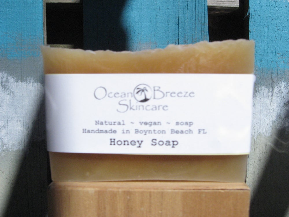 Image of Honey Soap