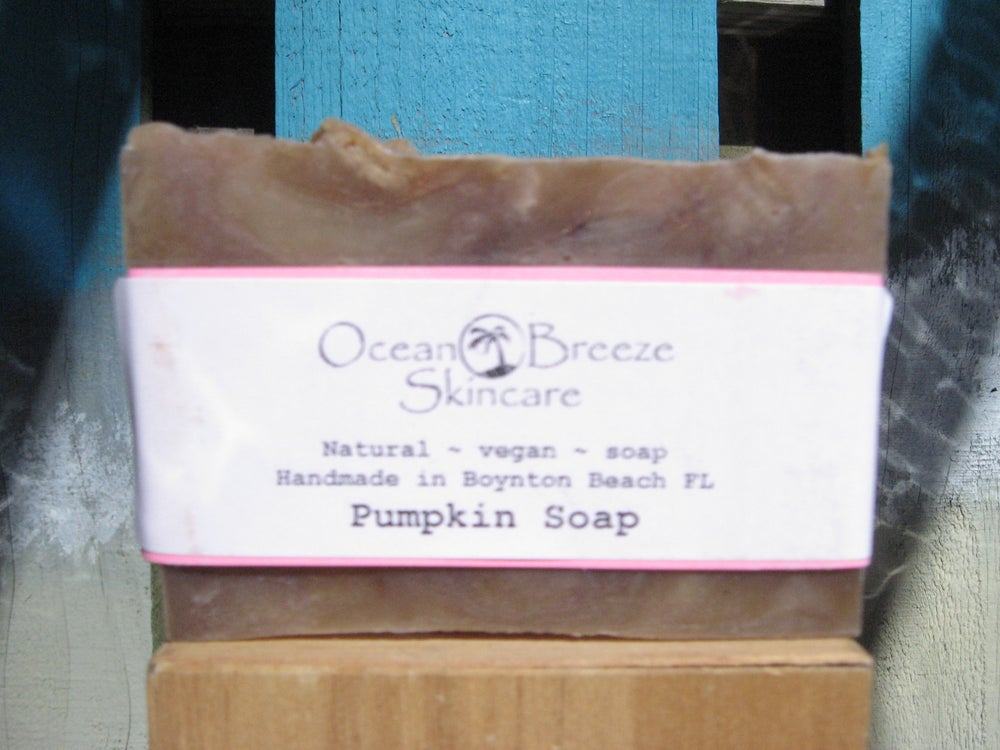 Image of Pumpkin Soap