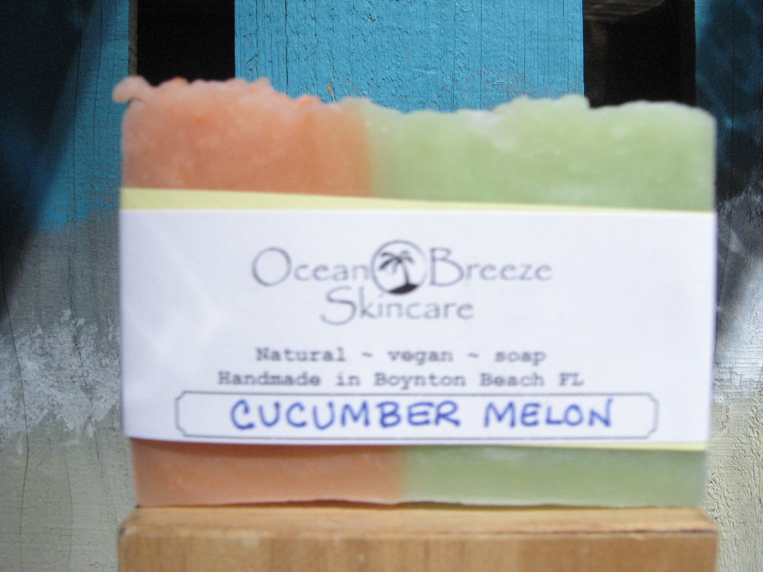 Image of Cucumber Melon Soap