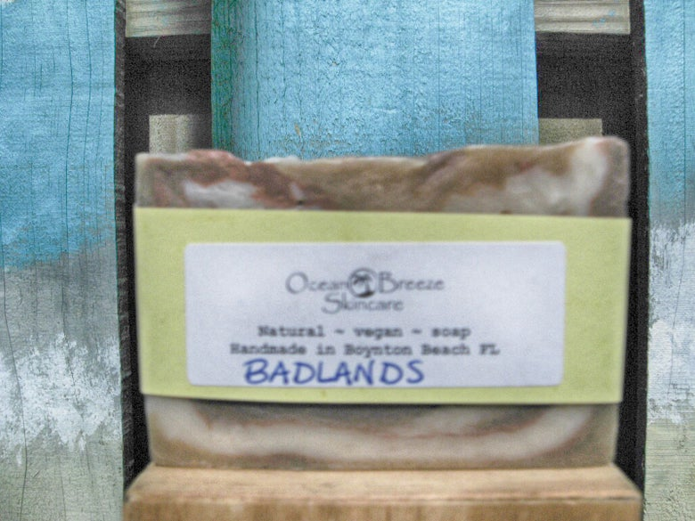 Image of Badlands Soap