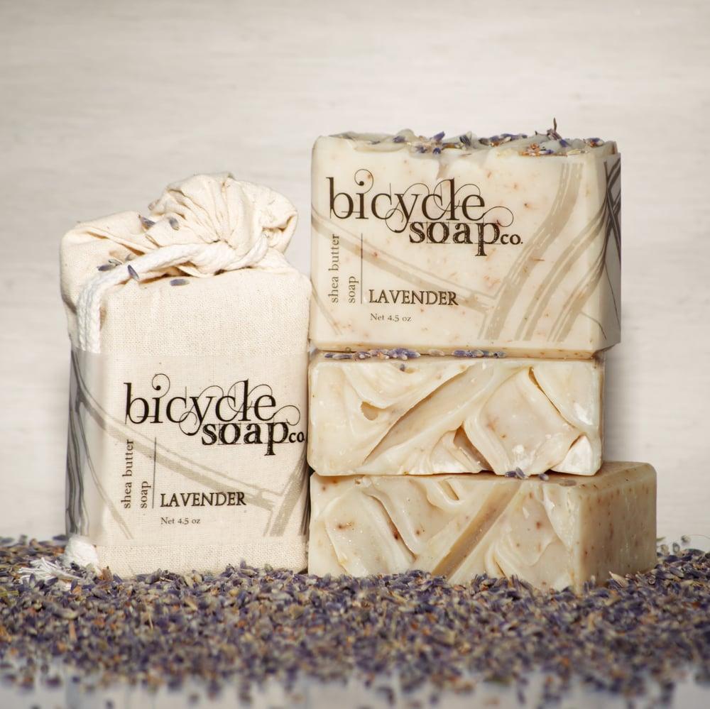 Image of Lavender Shea Butter Soap