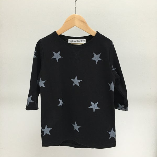 Image of Star Print Long Sleeve