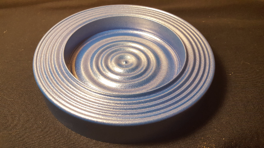 Image of Spin Station for K9 glass (blue shimmery)
