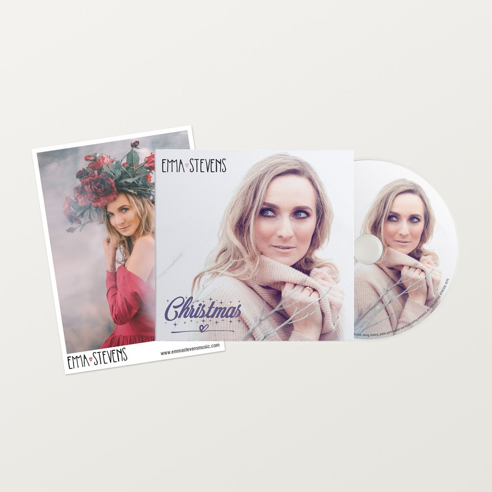 Image of Christmas EP & Signed Photo Bundle