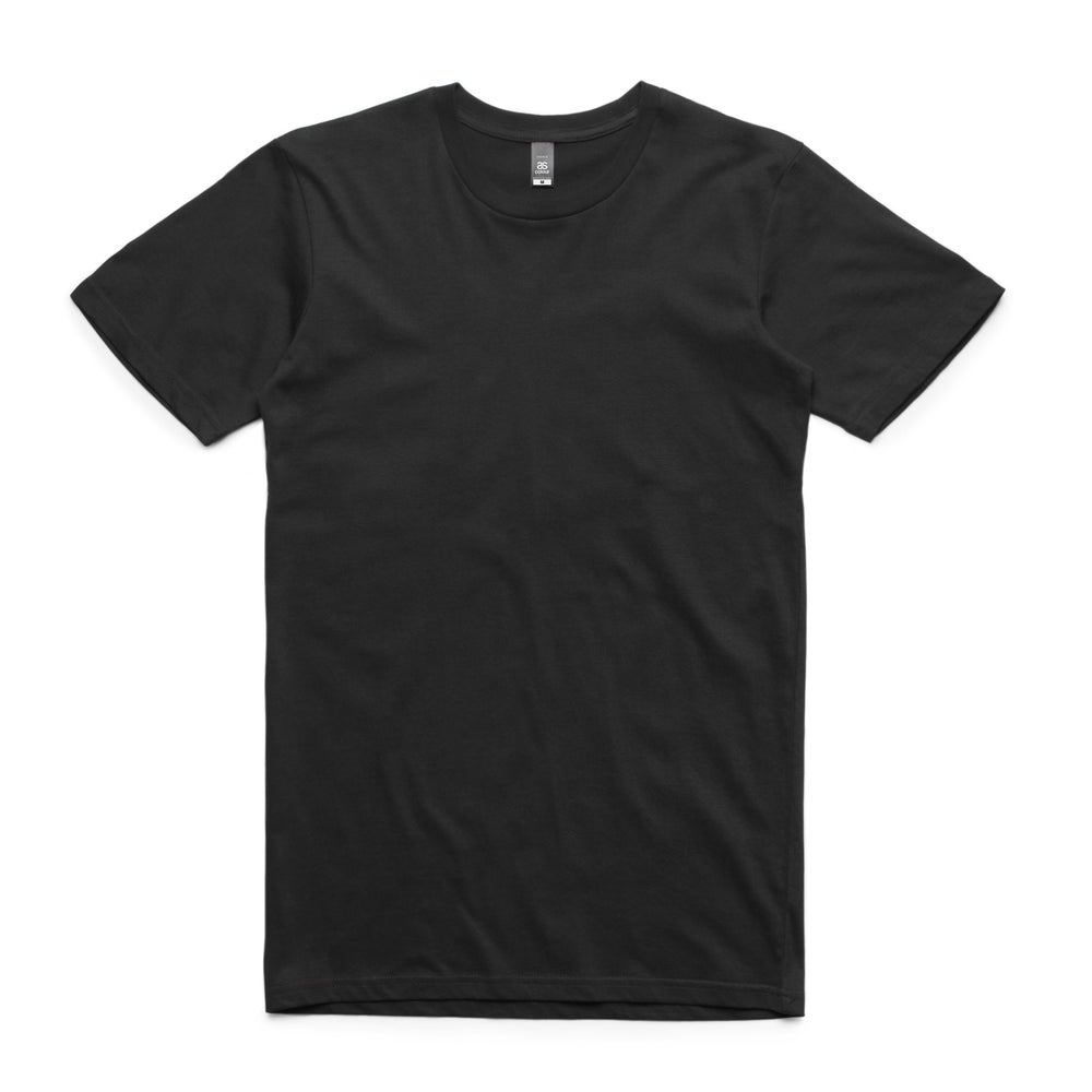 Image of Black Staple Tee