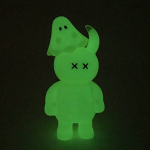 Image of Uamou with Boo Soft Vinyl Inner Glow GID