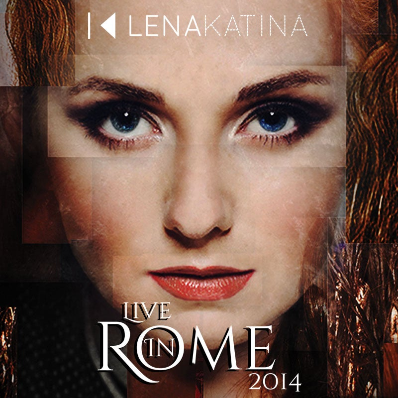 Image of LENA KATINA LIVE IN ROME 2014 DVD